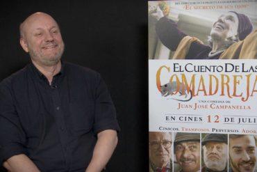 El cuento de las comadrejas: Entrevista al director Juan José Campanella