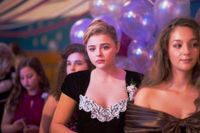 Chloë Grace Moretz en la película La (des)educacion de Cameron Post