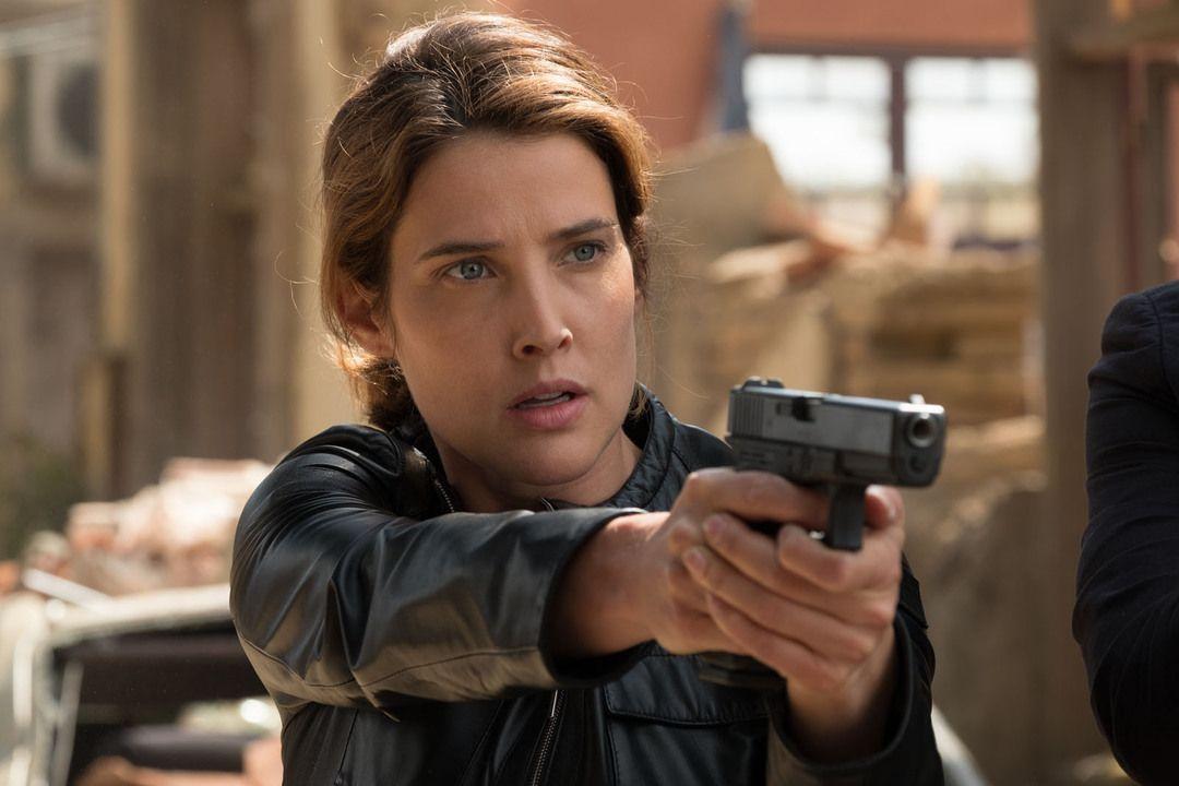 Cobie Smulders en la película