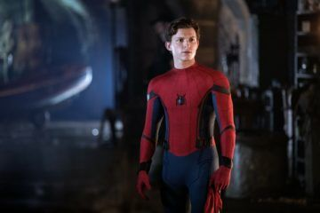Tom Holland es Spider-man