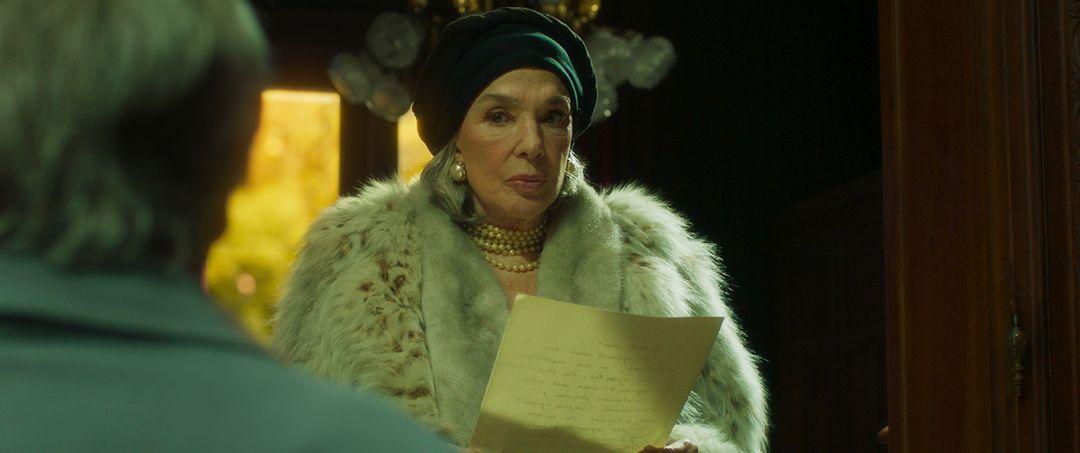 Graciela Borges en la película