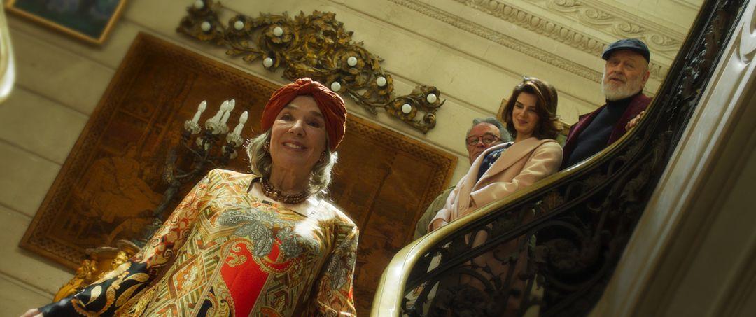 Graciela Borges y Clara Lago en la película