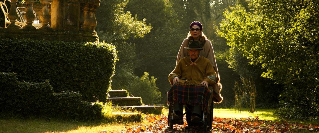 Graciela Borges y Luis Brandoni en la película