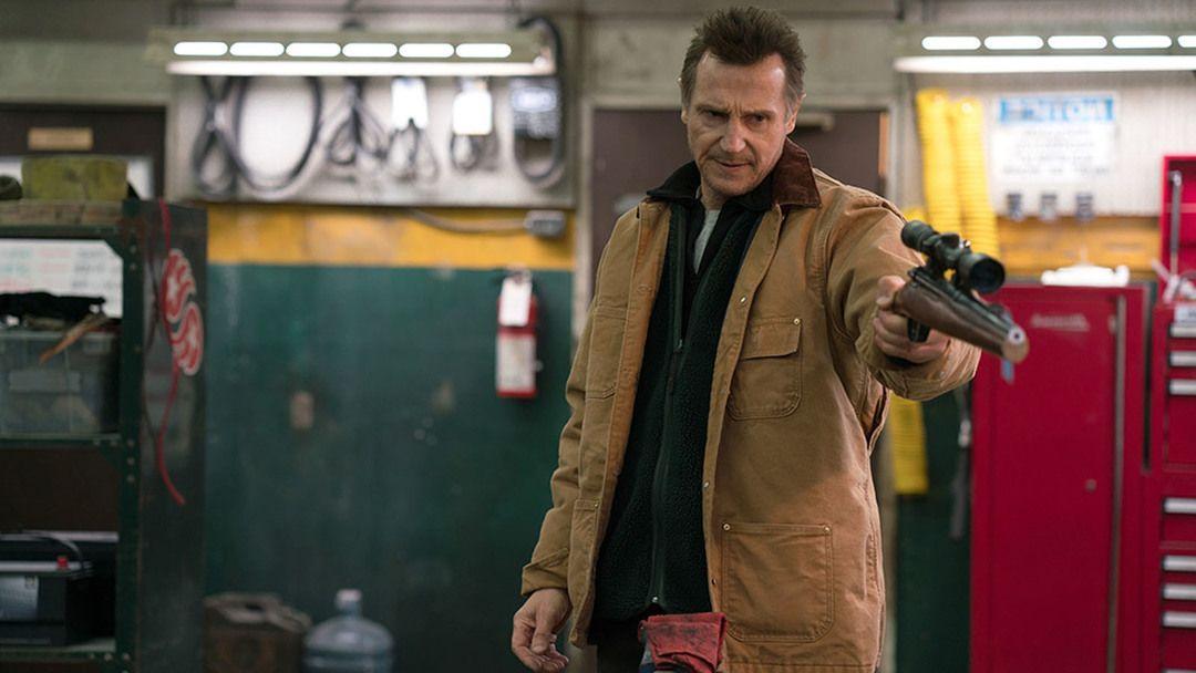 Liam Neeson en Venganza bajo cero