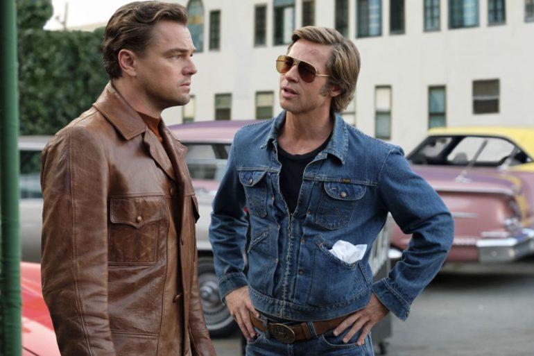 Érase una vez en... Hollywood con Brad Pitt y Leonardo DiCaprio