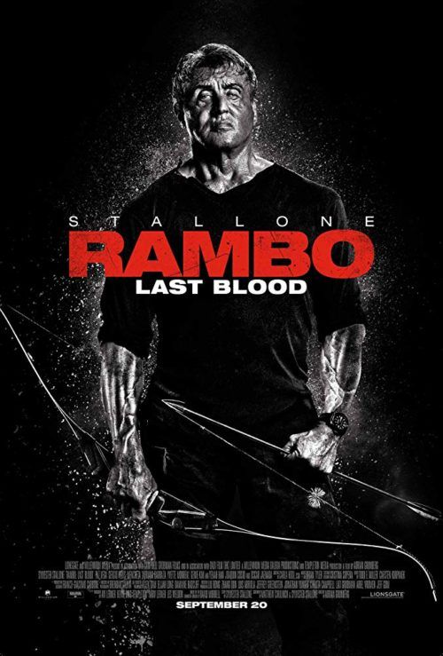Cartel Rambo Last Blood