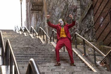 Joaquin Phoenix en la pelicula Joker 2019