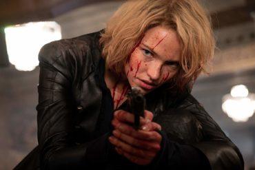 Sasha Luss en la película (Crítica de la película Anna)