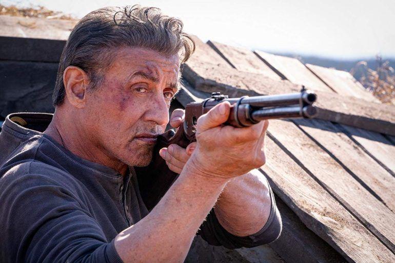 Sylvester Stallone en Rambo- Last Blood (2019)