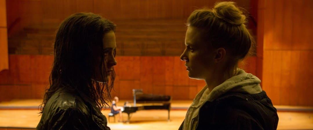Frida-Lovisa Hamann y Friederike Becht protagonizan la película