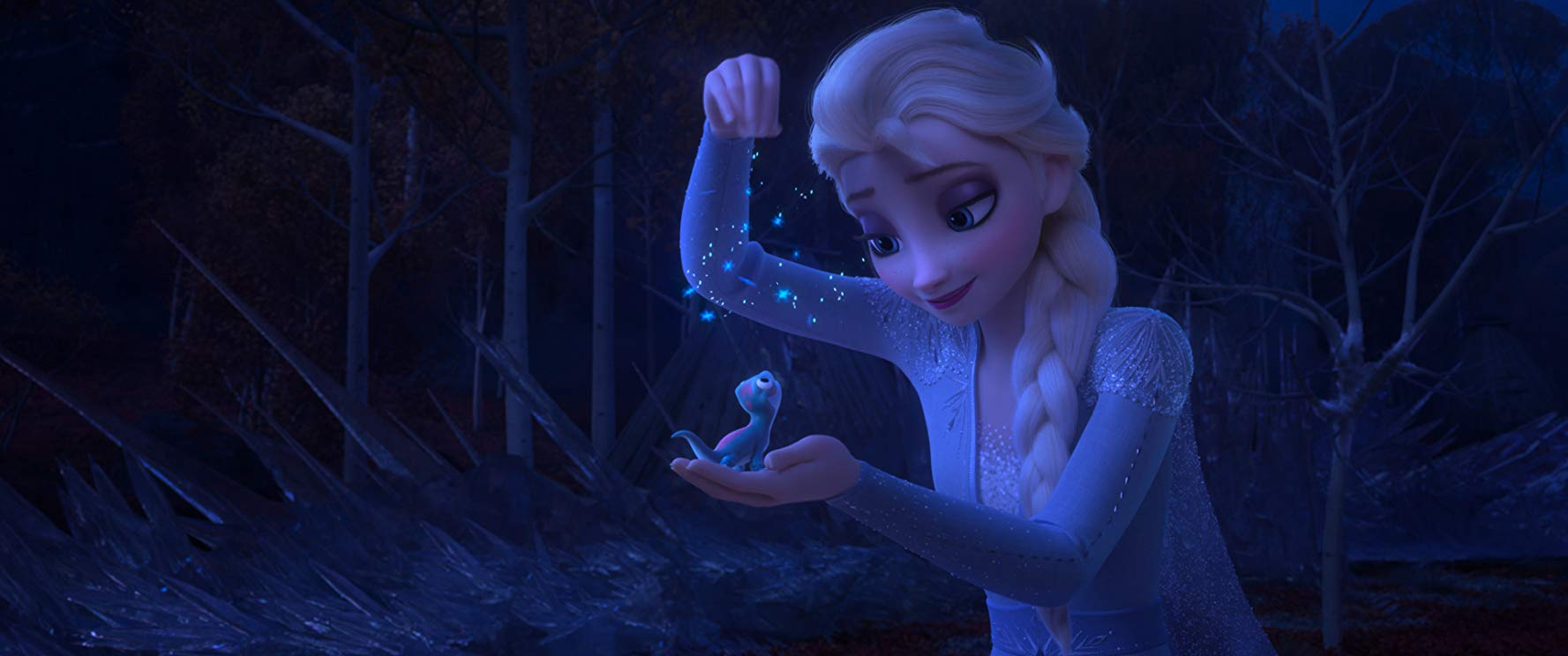 Anna en una foto de Frozen 2 (Fecha de estreno en España)