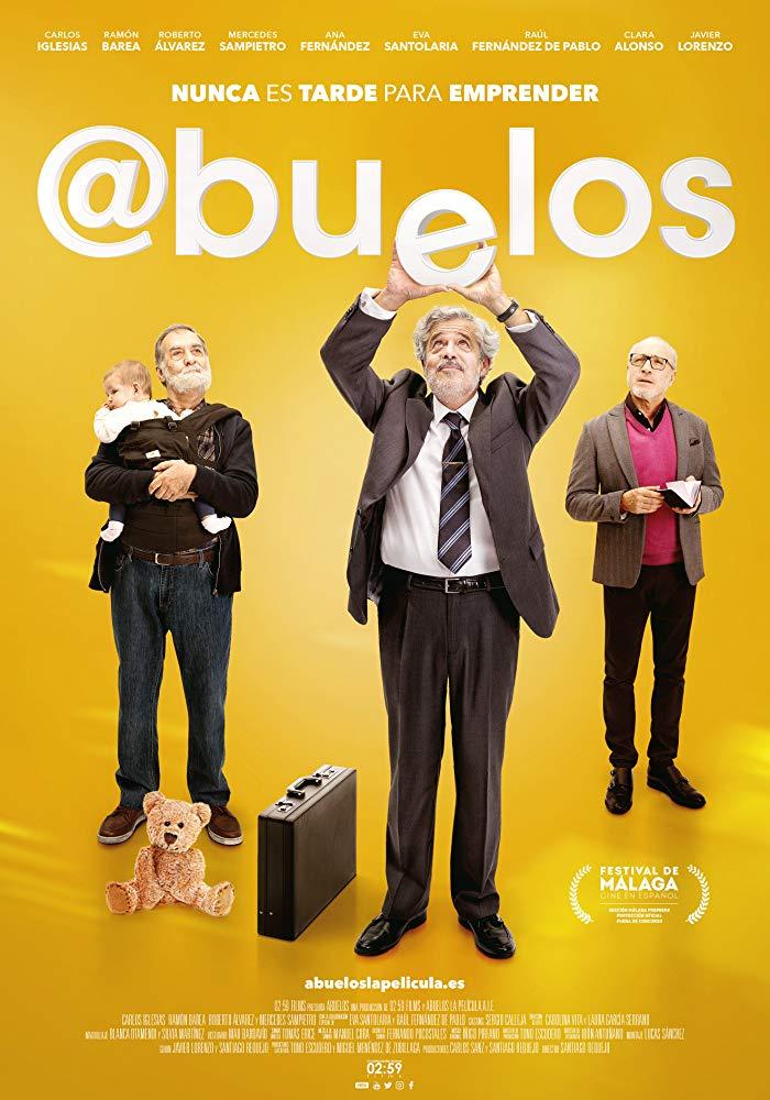 Cartel de la película Abuelos 2019