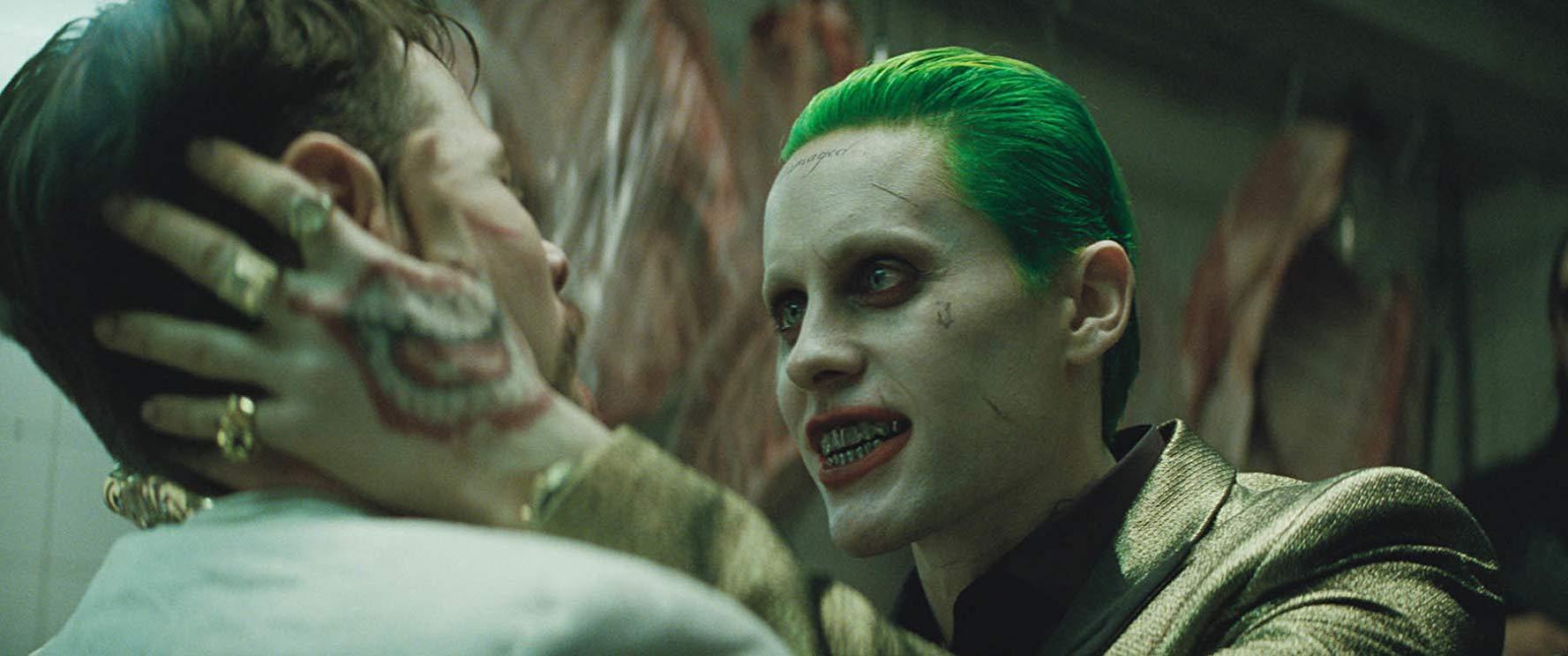 Jared Leto es Joker en Escuadron Suicida