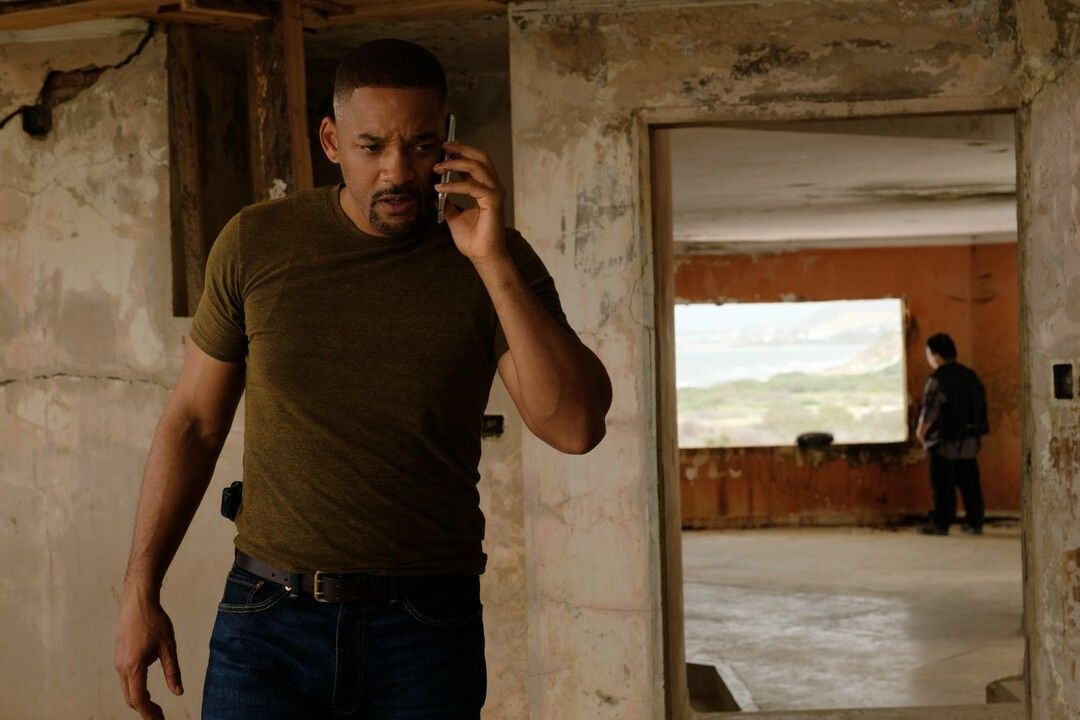 Will Smith en la película Géminis