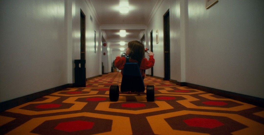 Volvemos al hotel de El Resplandor