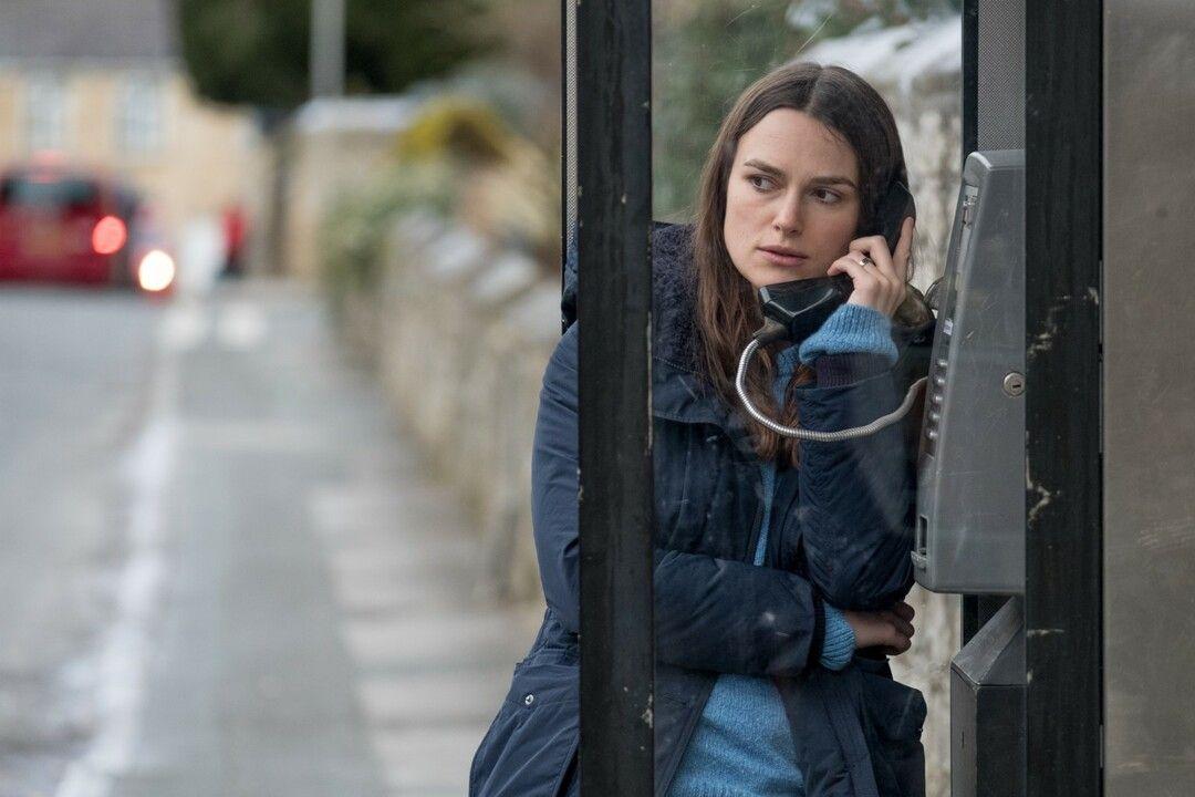 Keira Knightley en la película Secretos de Estado