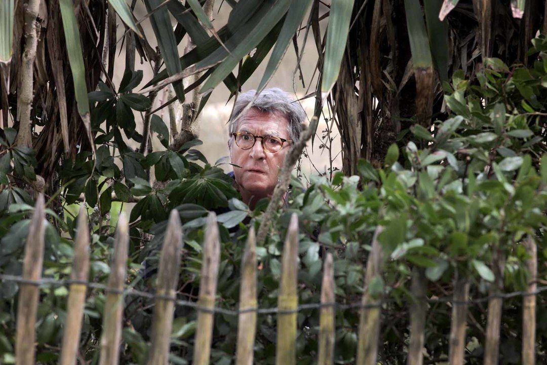 François Cluzet en una escena de la película