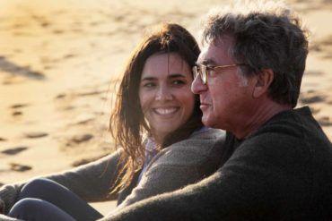 Clémentine Baert y François Cluzet en Pequeñas mentiras para estar juntos