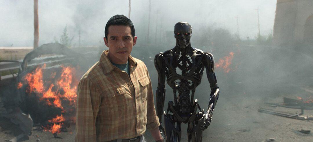 Gabriel Luna en Terminator 6 (2019)