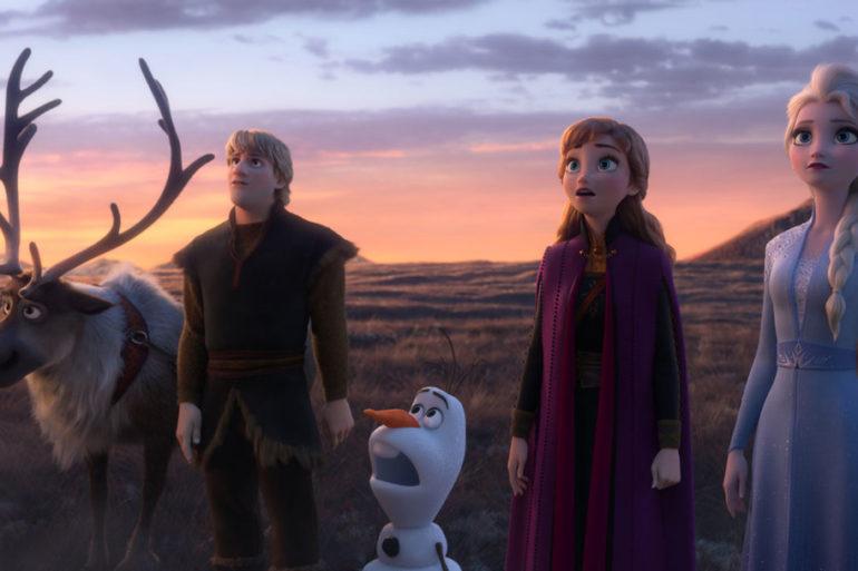 Frozen 2 llega a la cartelera por Navidad