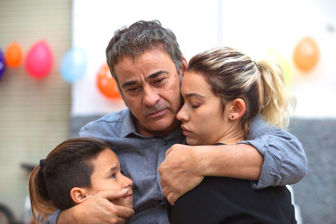 Eduard Fernández y Greta Fernández trabajan juntos en la película