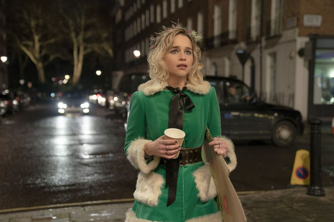 Emilia Clarke es Kate en Last Christmas