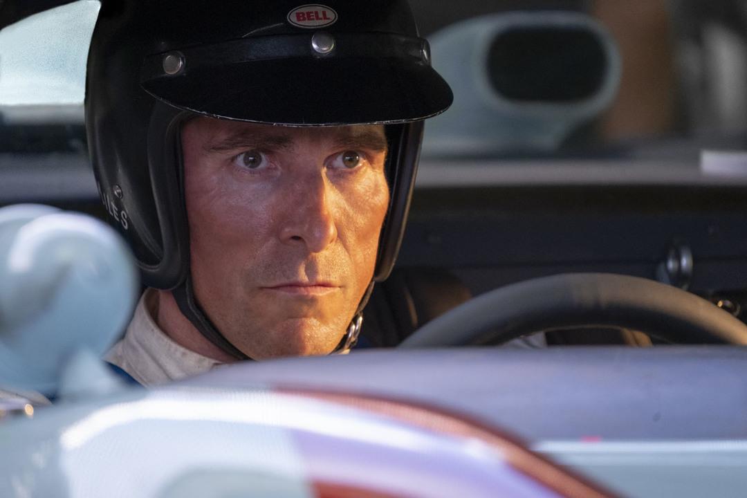 Christian Bale en la película