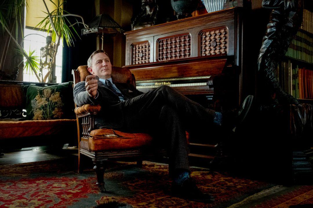 Daniel Craig en Puñales por la espalda