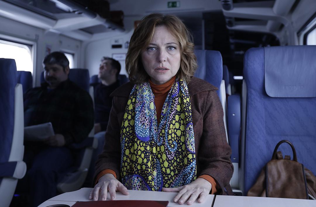 Pilar Castro es una de las protagonistas de la cinta