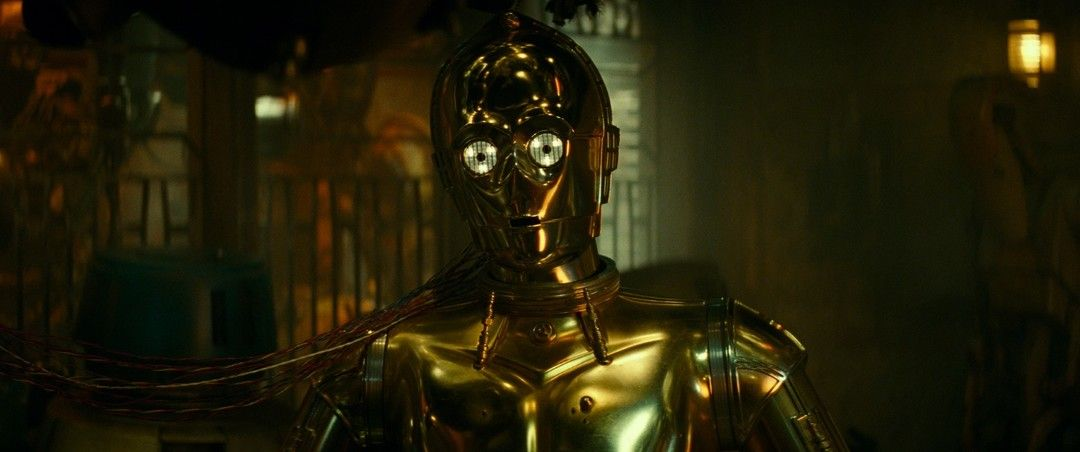 C-3PO en Star Wars: El Ascenso de Skywalker