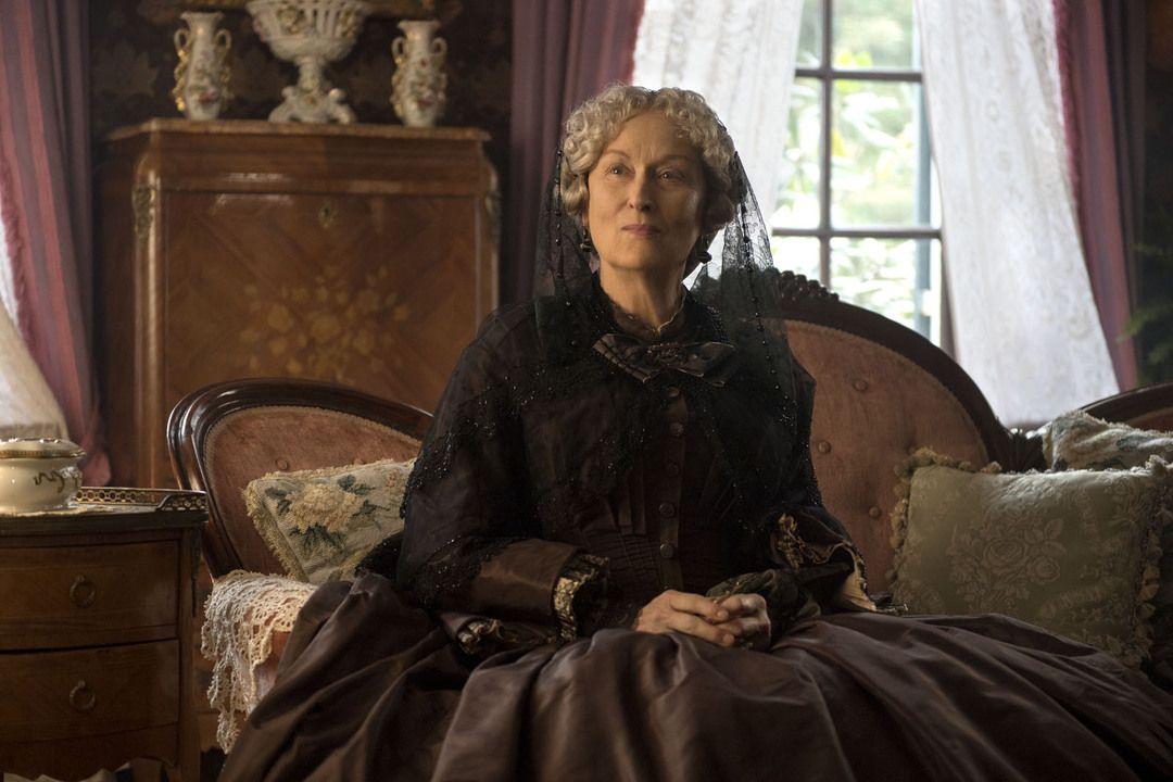 Meryl Streep en la nueva versión de Mujercitas 2019