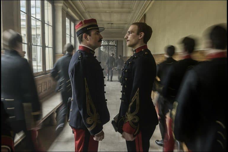 Crítica película El oficial y el espía