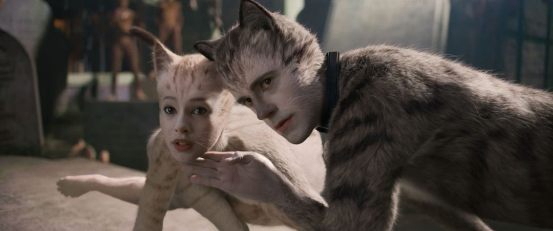 CGI de la película Cats