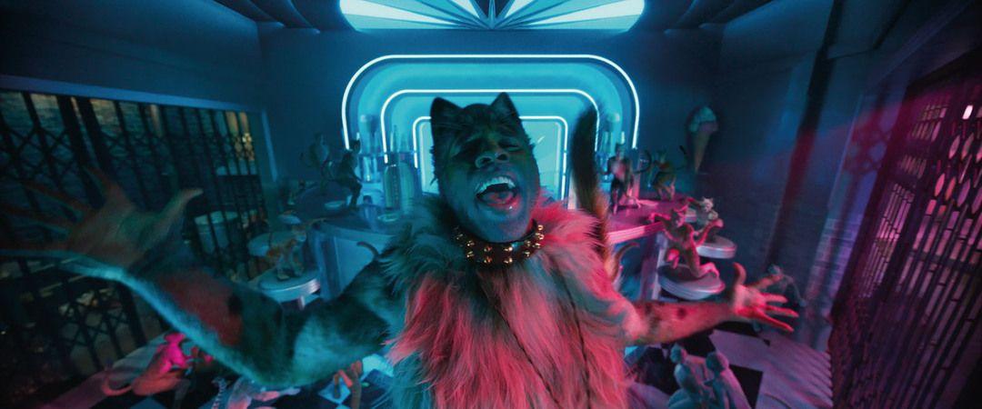 Jason Derulo en la película Cats
