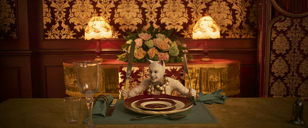 Francesca Hayward protagoniza la película musical Cats