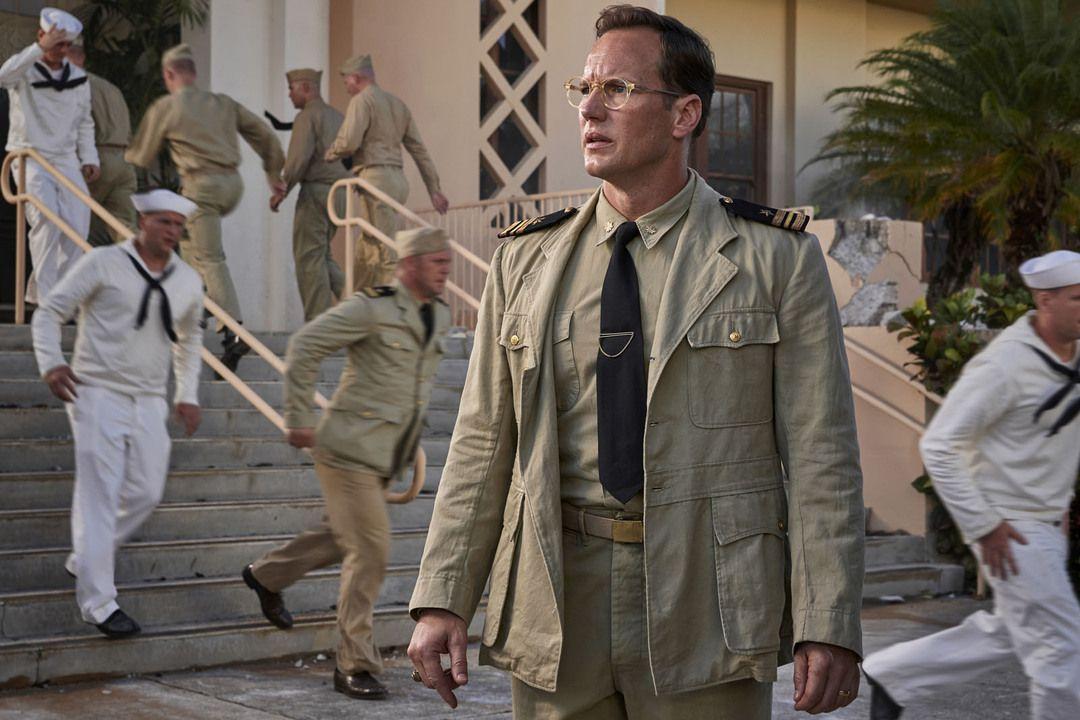 Patrick Wilson en una escena de la película
