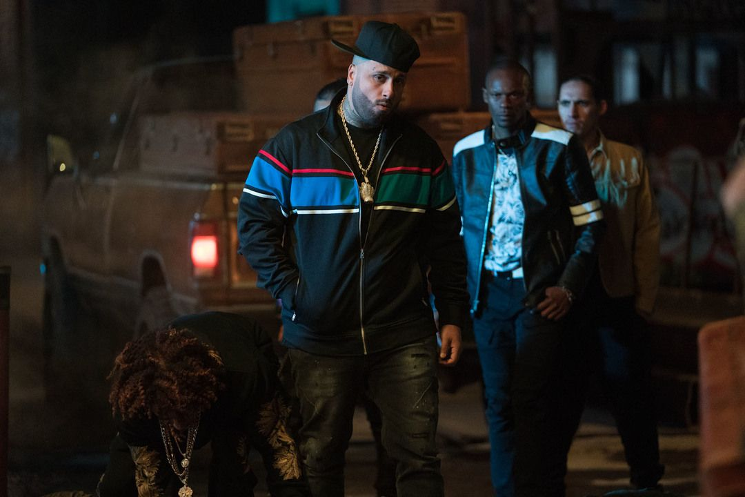 Nicky Jam en la película