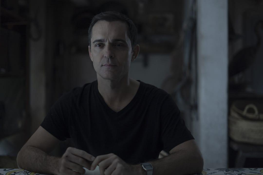 Pedro Alonso en El silencio del pantano