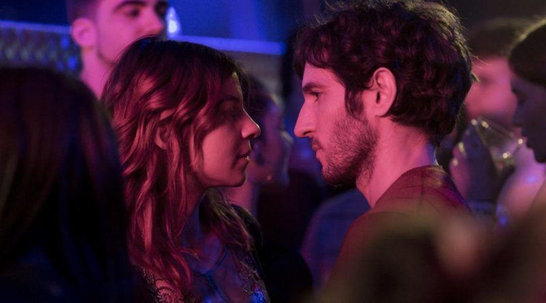 Quim Gutiérrez y Natalia Tena en la película