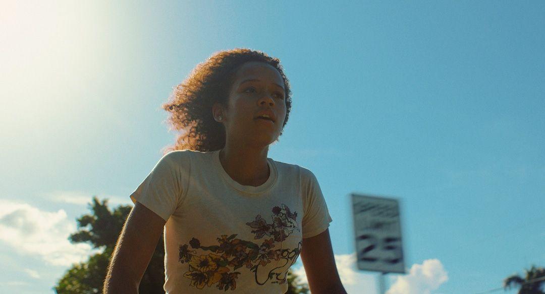 Taylor Russell McKenzie en la película