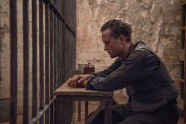 August Diehl en la película Vida oculta de Malick