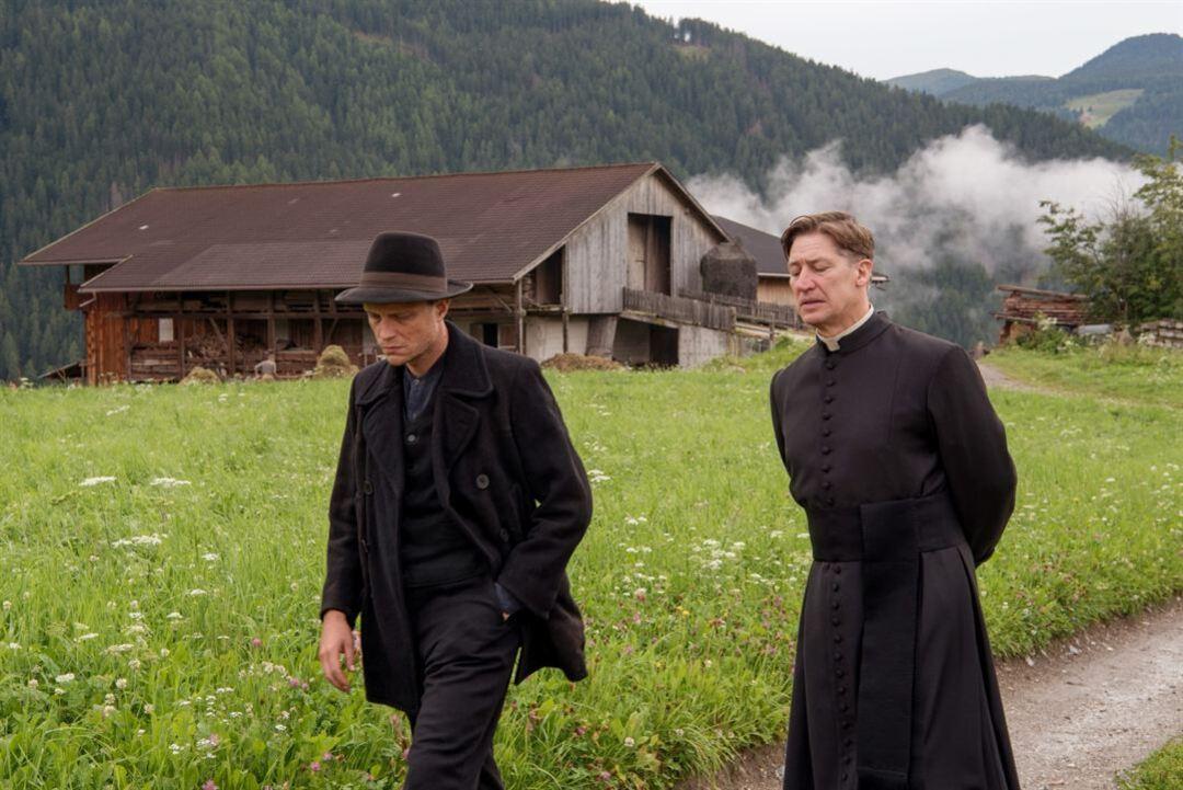 August Diehl y Tobias Moretti en la película
