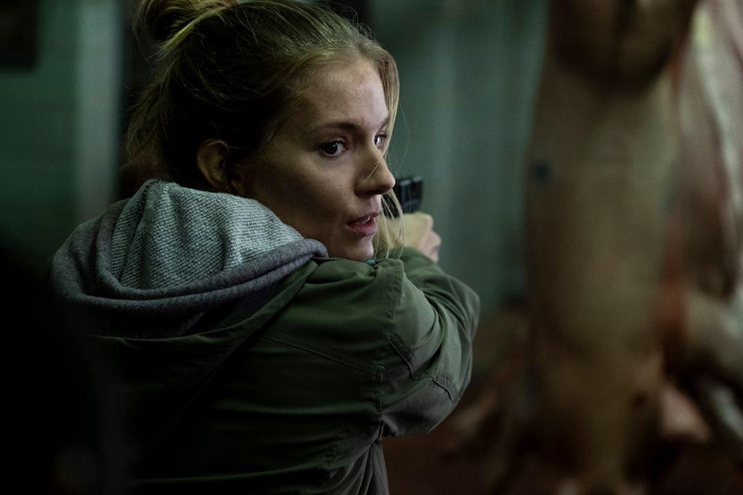 Sienna Miller en la película