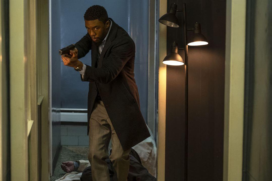 Chadwick Boseman protagoniza la película