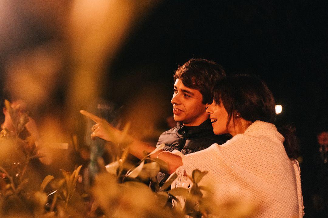La película El doble más quince se estreno en el Festival de Málaga