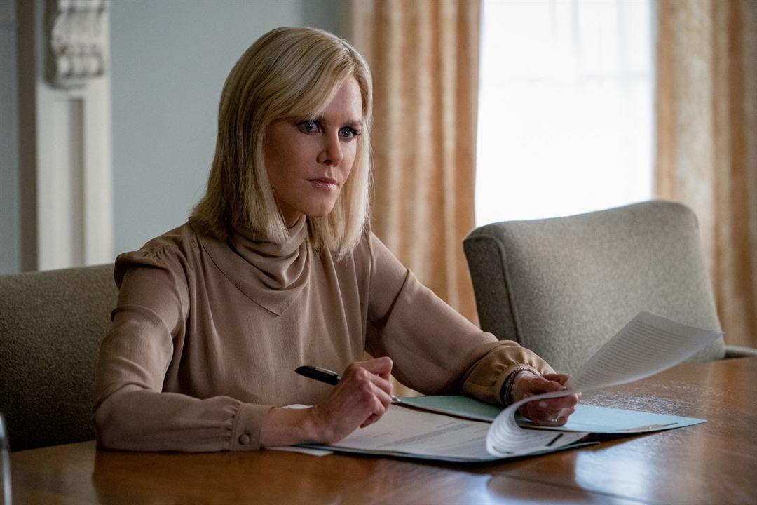 Nicole Kidman en la película