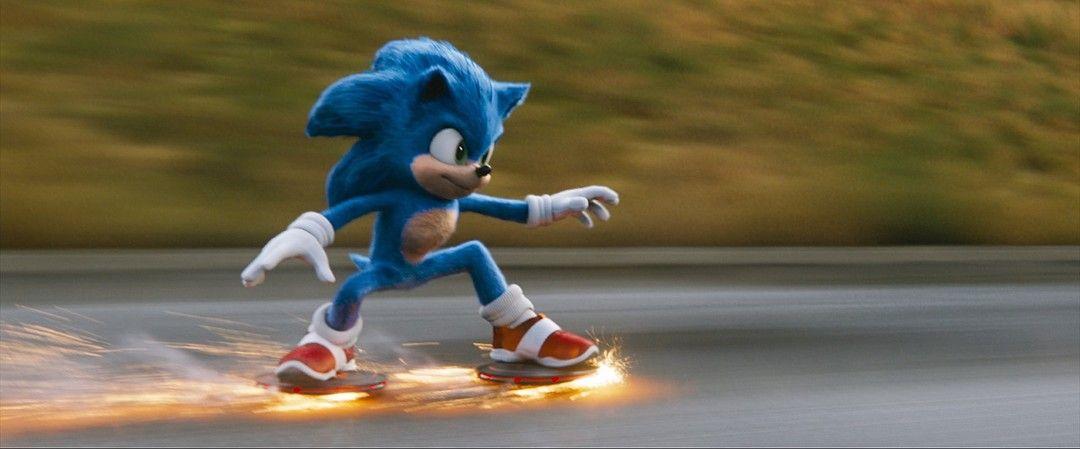 Sonic, el erizo azul más famoso de SEGA