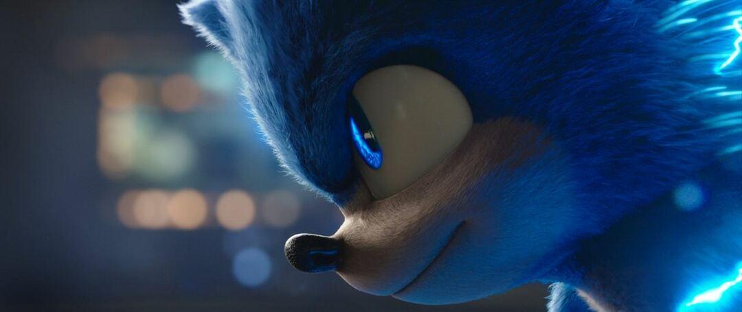 Sonic es el protagonista de la película