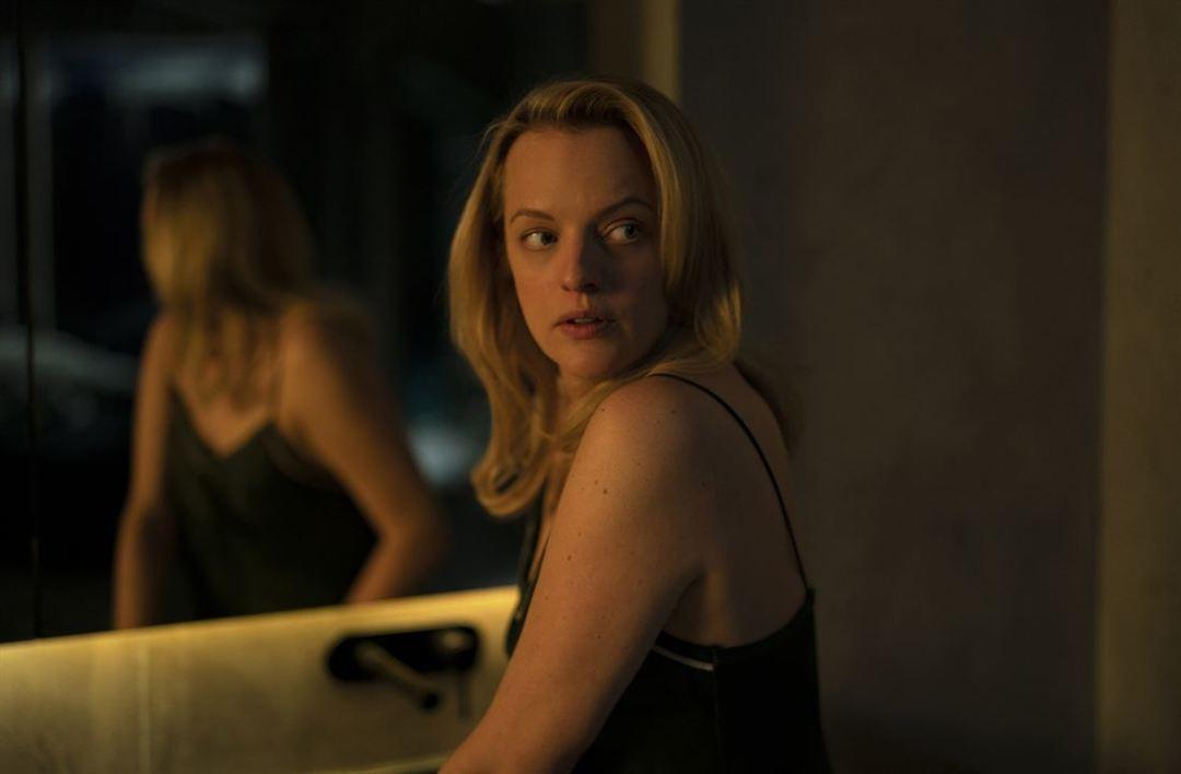 Elisabeth Moss protagoniza El hombre invisible