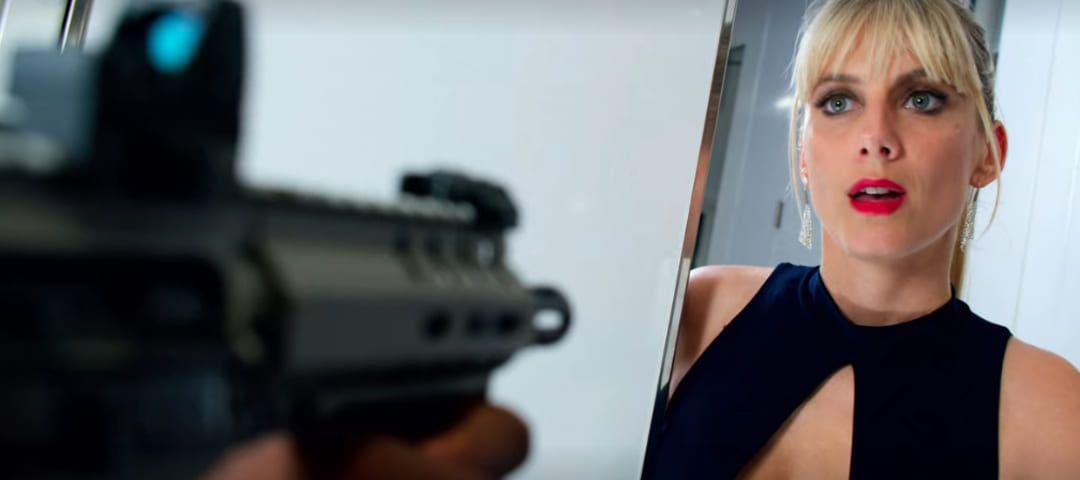 Mélanie Laurent en la película